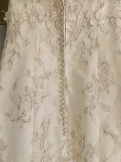 wedding dress - Justin Alexander 8532 for Sale in Long Beach,  CA