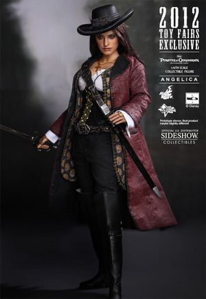 Hot Toys Pirates of the Caribbean Angelica figure for Sale in Los Angeles, CA
