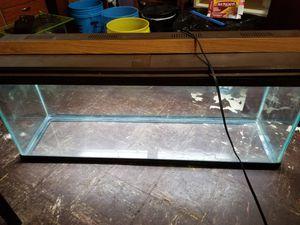 55 gallon fish tank for Sale in Seattle, WA