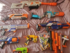 Nerf gun collection for Sale in Lakewood, CO