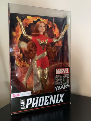 Marvel 80 Years Limited Edition Barbie Signature for Sale in Aspen Hill, MD