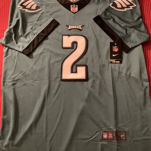 Jalen Hurts Philadelphia Eagles Green Stitched Jersey NEW With Tags Mens XL for Sale in San Diego, CA