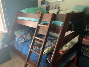 Living spaces bunk bed for Sale in San Jose, CA
