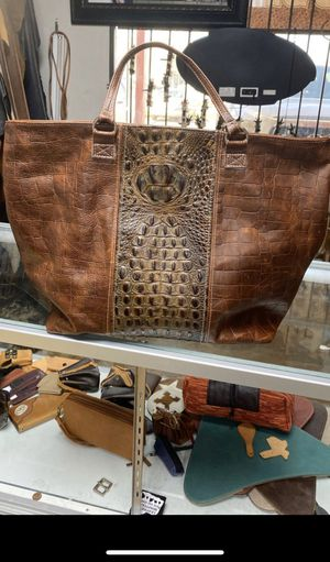 Leather bag new for Sale in Dallas, TX
