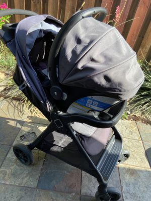 Safety 1st 35LT stroller and car seat for Sale in Arlington, TX