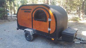 Teardrop camp trailer for Sale in La Pine, OR