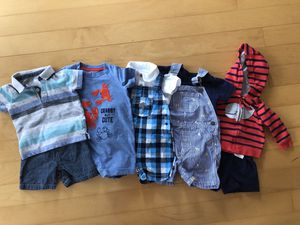 Lot of 5 Baby Boy outfits for Sale in Sarasota, FL