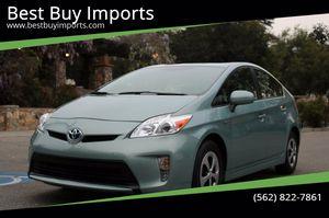 2015 Toyota Prius for Sale in Fullerton, CA
