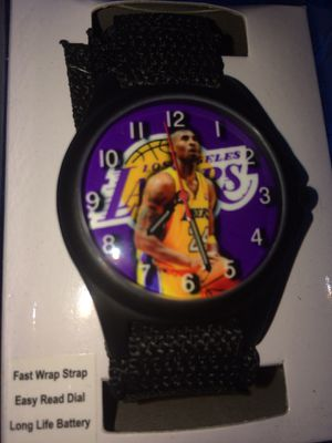 Limited Edition Kobe Bryant sports watch for Sale in Monroe, LA