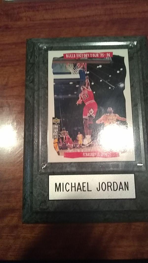 Michael Jordan Lot