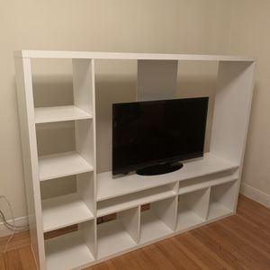 White Entertainment Center for Sale in San Francisco, CA