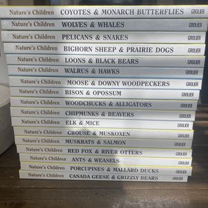 Nature's Children Books for Sale in Corona, CA