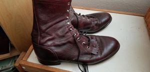 Mens Justin Roper boots for Sale in Chelan, WA