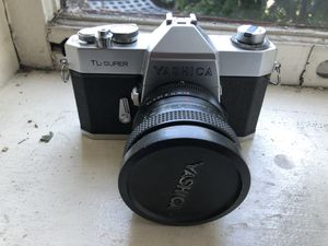 Yashica TL Super Film Camera for Sale in Royal Oak, MI
