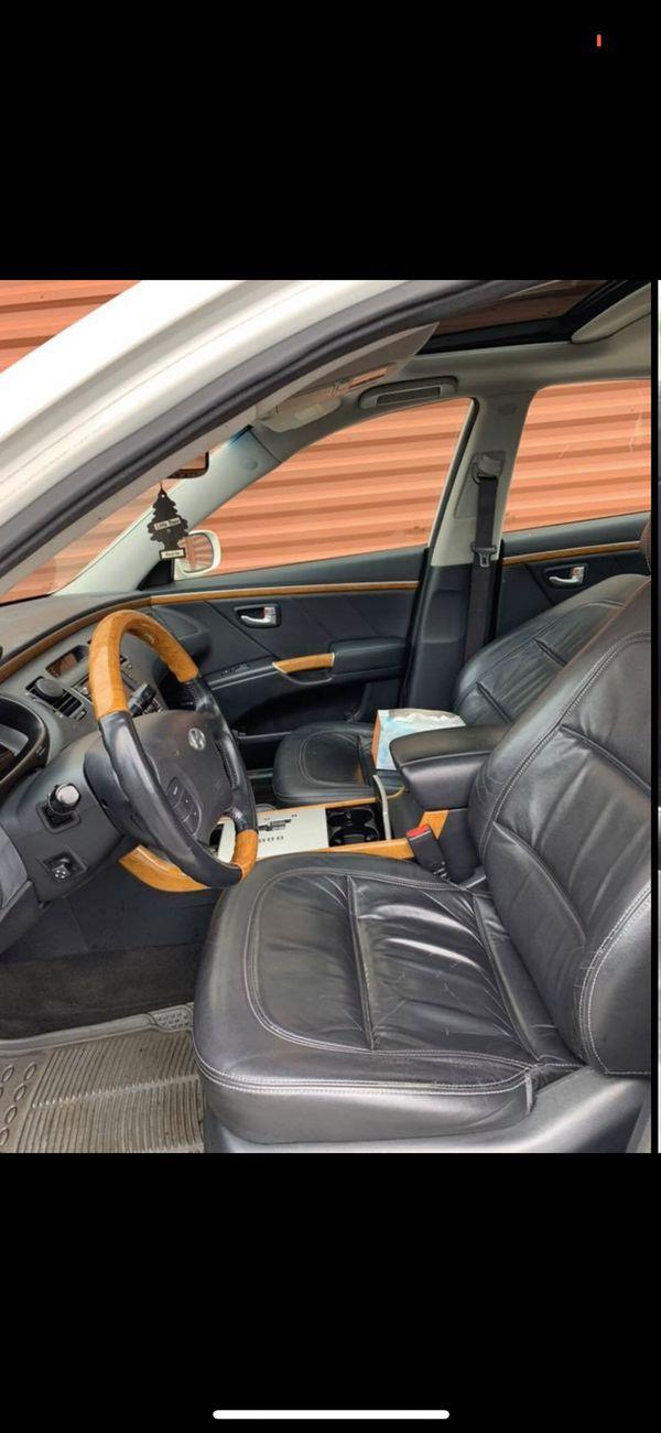 Hyundai Azura 2008