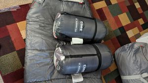 Core equipment sleeping bags for Sale in Vancouver, WA