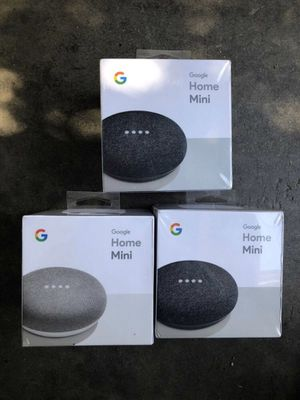 Google Home Mini {NEW}‼️ for Sale in Los Angeles, CA