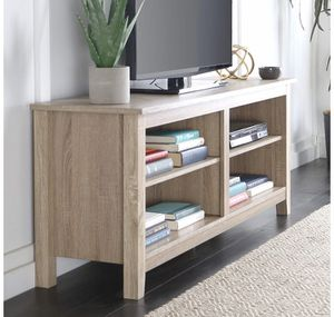 Wood TV Stand for Sale in Chicago, IL