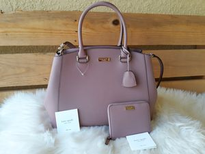 Kate Spade Bag & Wallet Bundle for Sale in Port St. Lucie, FL