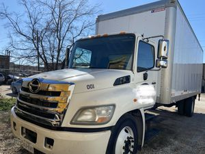 2012 Hino 268 26FT box Truck for Sale in Garland, TX