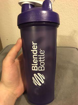 Blender Bottle for Sale in Federal Way, WA