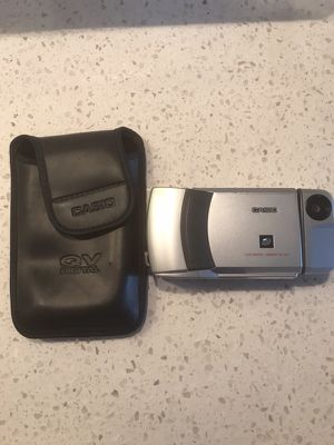 Casio qv100 Digital Camera with Case for Sale in Austin, TX