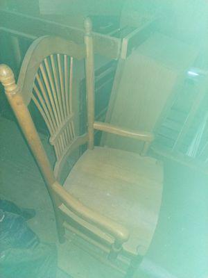 Solid oak arm chair by Kincaid for Sale in Virginia Beach, VA
