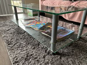 Glass table for Sale in Los Angeles, CA