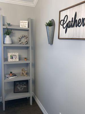 Ladder shelf/ bookcase handmade make your order for Sale in Spring, TX
