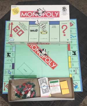 Monopoly Board Game Complete for Sale in Port St. Lucie, FL