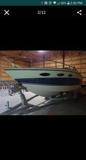 EZ Loader Boat Trailer plus project boat for Sale in Buckley, WA