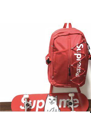 Backpack red designer for Sale in Sunnyvale, CA