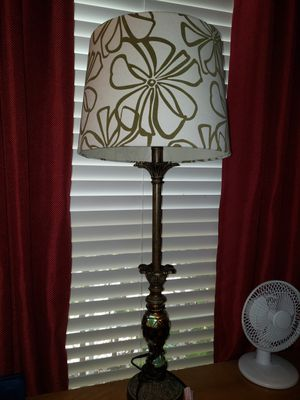 Great condition working lamp for Sale in San Antonio, TX