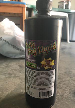 Fog liquid for Sale in Ashburn, VA