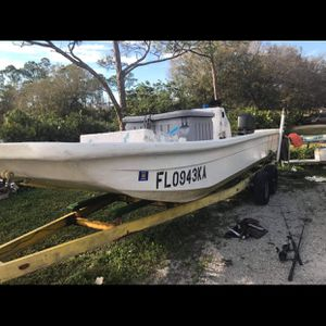 23' Carolina Skiff for Sale in Stuart, FL
