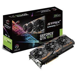 ASUS GeForce GTX 1070 8GB ROG Strix Graphic Card (STRIX-GTX1070-8G-GAMING) for Sale in Chicago, IL