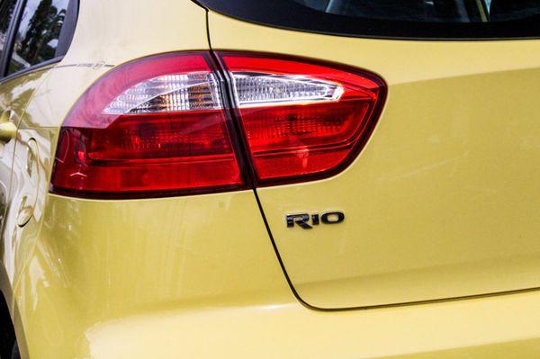2016 Kia Rio