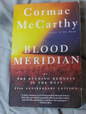 Blood Meridian for Sale in Fresno, CA