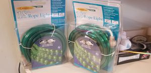 Rope lights for Sale in MONTGMRY, IL