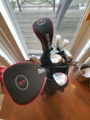 Top Flite Men's XL Golf Set - Ping Driver for Sale in Chicago, IL