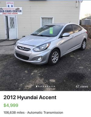 2012 Hyundai Accent for Sale in Wallingford, CT