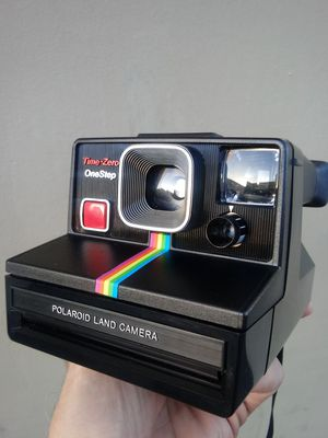 Polaroid Time-Zero OneStep Land Camera FILM-TESTED for Sale in Montclair, CA