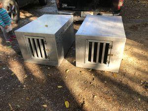 Aluminum Dog Cage for Sale in Des Plaines, IL