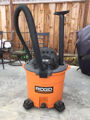 Ridgid Shop Vac for Sale in San Jose, CA