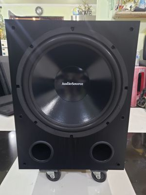 """Audiosource 15"""" Subwoofer excellent condition perfectly working very nice sound for Sale in Anaheim, CA"""