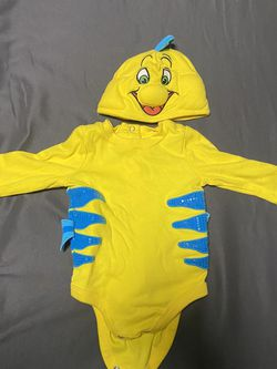 Baby Flounder Costume/The Little mermaid for Sale in Long Beach,  CA