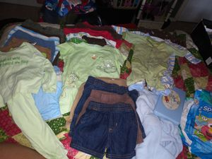 Baby boy clothes newborn-12 months for Sale in Mobile, AL