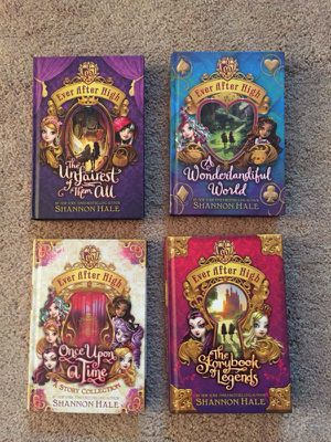 Ever After High Book for Sale in Alexandria, VA