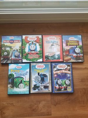 DVD THOMAS and FRIENDS for Sale in Porter Ranch, CA