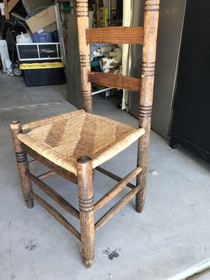 Handmade antique chairs for Sale in Tucson, AZ